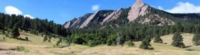 Rocky Mountains near Boulder