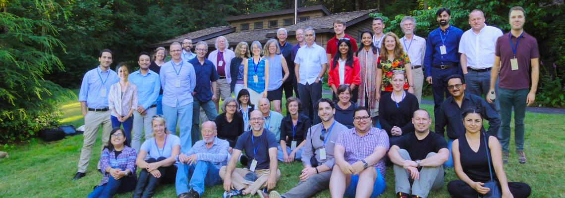 Participants in the 2017 SBSE Retreat