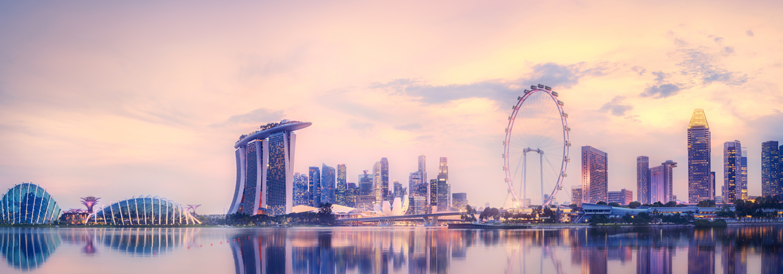 Marina Bay Sands® is Asia's leading destination for business, leisure and entertainment.